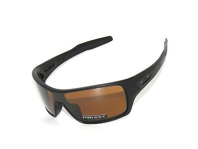 b4d8e94feab OAKLEY TURBINE ROTOR 9307-14 MATTE BLACK PRIZM TUNGSTEN POLARIZED Sunglasses