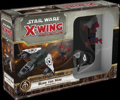 Star Wars: X-Wing Miniatures Game - Guns for Hire (New)