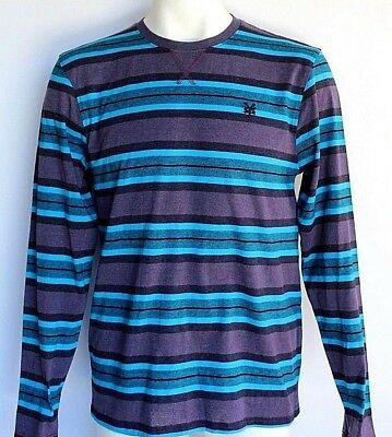 Zoo York Striped Men's T-Shirt Size Large MSRP $30.00