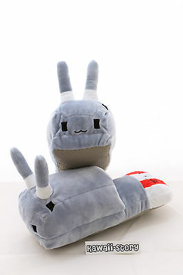 PL-49 Kantai Collection Kan Colle House Shoes Slippers Plush Plush Anime Manga