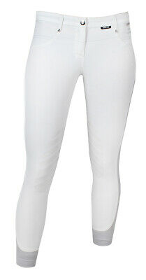 HORKA Junior Rimini Elasta Stretch Silicone Knee Patch Horse Riding Breeches