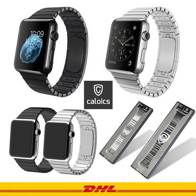 316L Stainless Steel Link Bracelet Strap Watch Band For Apple Watch All 42mm