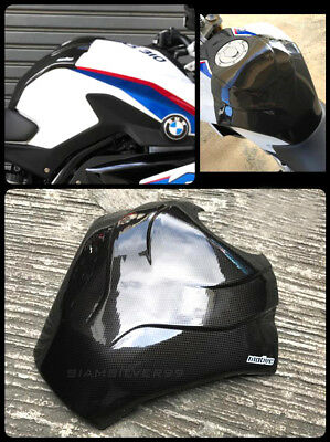 Bmw G310R 2017 - 2018 Carbon Oil Fuel Tank Cover Protection Pad Fits Fairings