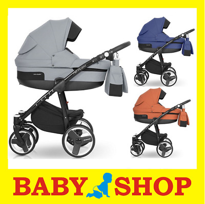 Riko Re-Flex 2w1 wózek stroller pram pushchair kinderwagen 2in1