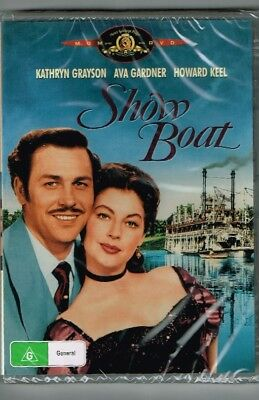 Show Boat  DVD  A1