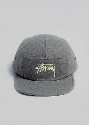 Stussy   Camp Cap    Brand New With Tags
