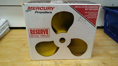 Mercury Spare Emergency Propeller,#814700A 1,Requires Hardware, Price reduced!