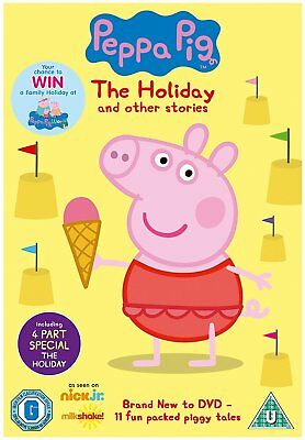 Peppa Pig: The Holiday [Volume 19] (DVD)