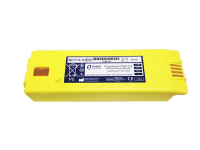 Cardiac Science Replacement Battery for Powerheart G3 AED - 9146-302