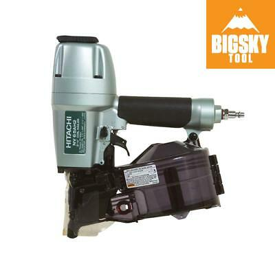 "Hitachi NV65AH2 2-1/2"" Coil Siding Nailer (Recon Grade C)"