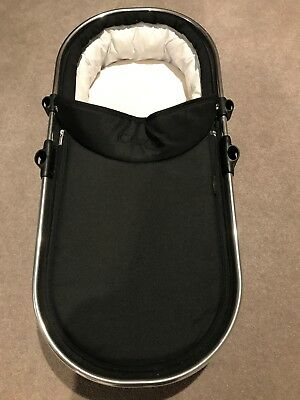 icandy peach carrycot black magic