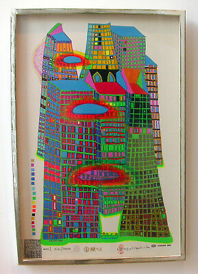 "Hundertwasser ""Good Morning City"""