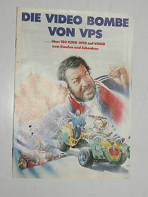 "Die Video Bombe von VPS - Bud Spencer ""Der Bomber"" (ca. 1983)"