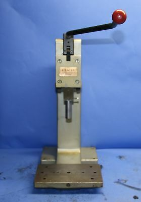 (1) Used Exacta  Model DP Hand Operated Toggle Press Cast Iron 16375