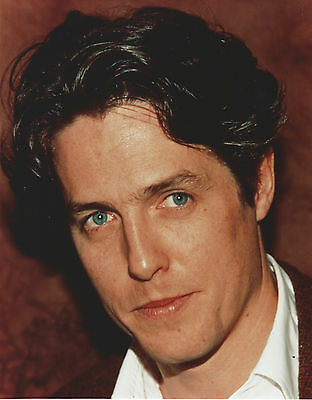 Hugh Grant 8 X 10 Photo With Ultra Pro Toploader