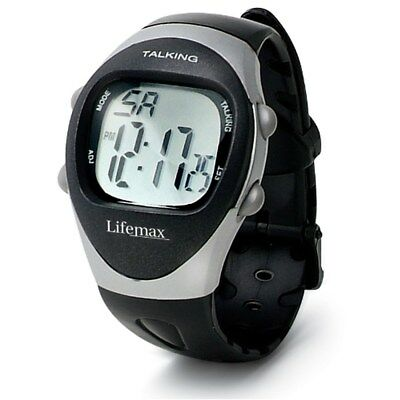 Pelham Talking Watch for the Blind and Partially Sighted, Brand New Alarm (RNIB)