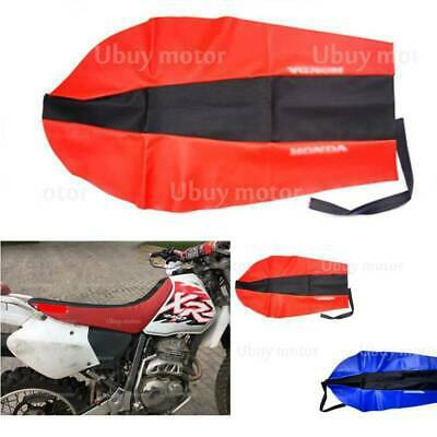 Water Proof Seat Cover For Dirtbike Honda XR250 XR400 CRM250 AX-1 250 CRM XR