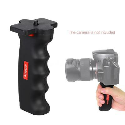 "Andoer 1/4"" Screw Universal Handheld Tripod Monopod Grip Handle Stabilizer T9O2"