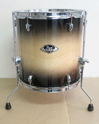 Excellent Pearl Export Exl 14 X 14 Floor Tom Drum Nightshade