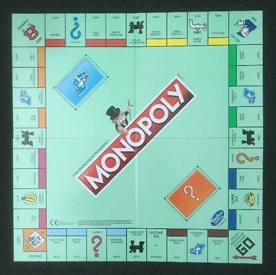Monopoly Game Board - NEW