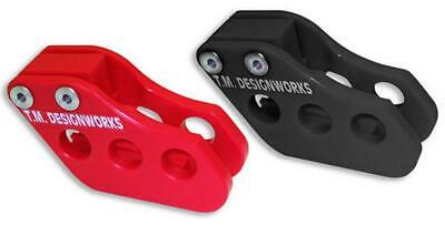TM Design Works Factory Edition 1 Rear Chain Guide Red RCG-GGM-RD