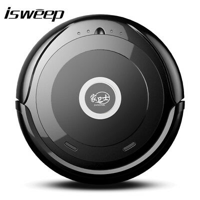 Isweep Home Smart Robot Vacuum Cleaner for Filter Dust Sterilize Brush 500pa S31