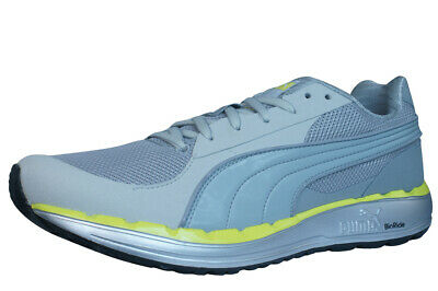 PUMA FAAS 500 Hommes Course Baskets Chaussures Running Fitness Gris