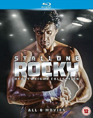 Rocky: The Heavyweight Collection (Blu-ray)