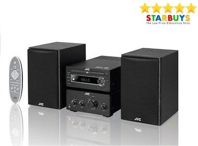 jvc ux d750 cd player dab fm radio nfc bluetooth usb. Black Bedroom Furniture Sets. Home Design Ideas