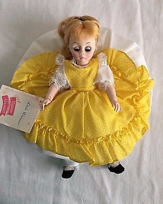 "Vintage Doll Madame Alexander ""Amy"" Little Women 1960s"