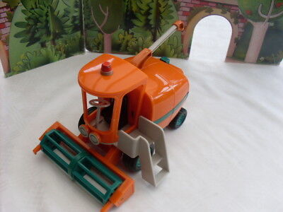 Little Red Tractor - Harvey The Combine Harvester