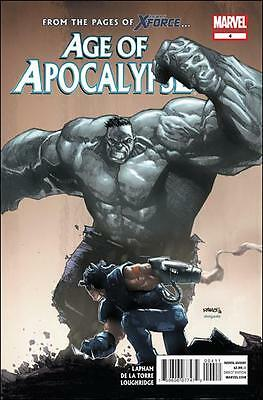 Marvel Comics Age of Apocalypse 4 NM-/M 2012