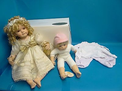 Kingstate The Doll Crafter Limited ED Porcelain Special Welcome Porcelain Dolls