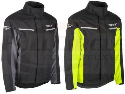 Fly 2018 Aurora Insulated Snowmobile Jacket Reinforced 450D Vented Parka Coat