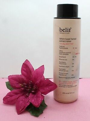 Witch Hazel Herbal Extract Toner by belif #9