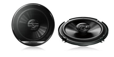 "Pioneer TS-G1620F 250 Watts 6.5"" 2-Way Coaxial Car Audio Speakers 6-1/2"" New"
