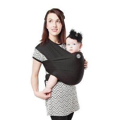 dddfac39d29 NEW IN BOX Moby Wrap Evolution Teal Baby Carrier Infant Newborn ...