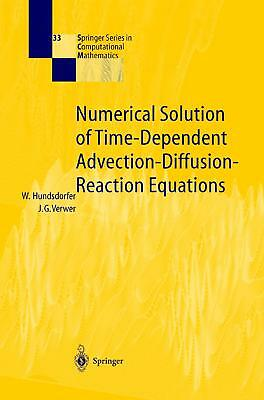 Numerical Solution of Time-Dependent Advection-Diffusion-Reaction Equations Hu..