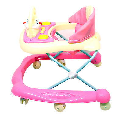 baby walker pink Baby Walker   Activity First Steps Music Melody