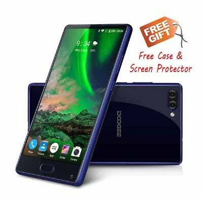 New DOOGEE Mix 4G Smartphone Android 7.0 Octa Core Dual-SIM 4GB+64GB Mobile