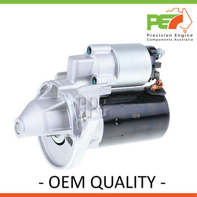 *OEM QUALITY* Starter Motor For Ford Fairmont Bf I 4.0l Barra E-gas