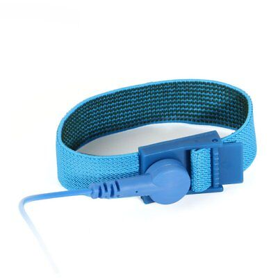 Anti Static Wrist Strap Electronic Discharge Grounding Computer Phone Repair New