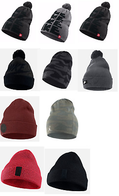 5b3a78e60ac7c NIKE BEANIE HAT Adult Unisex Warmth Winter Hat One Size  28~ 30~ 35 ...