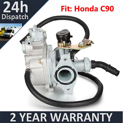 Motorcycle Carburettor Carb Carburetor For Honda C90 C 90 Cub 1980 TO 2002