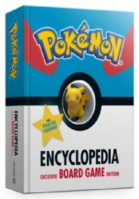 The Official Pokemon Encyclopedia Special Edition 9781408352298