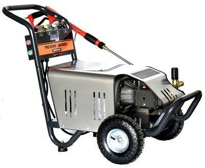 Electric Pressure Washer 3600 psi 3 Phase 415V***FREE SHIPPING***