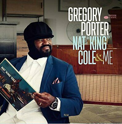 Gregory Porter - Nat King Cole And Me  (CD)