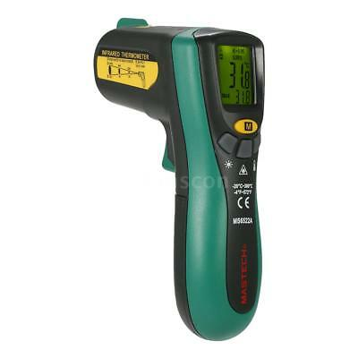 Non-Contact Infrared Temperature Temp Laser Gun Digital Thermometer MASTECH T8Y9