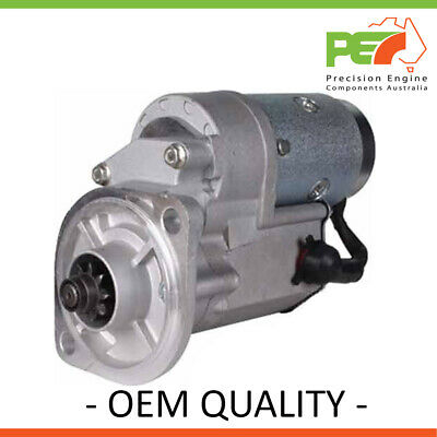 *OEM QUALITY* Starter Motor For Thermo King Sb-ii 30 Di (isuzuEng) 2.2l C201 8v