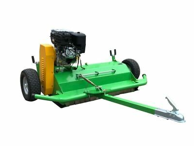 ATV flail mower with 150 cm cutting width + E-start chinese engine